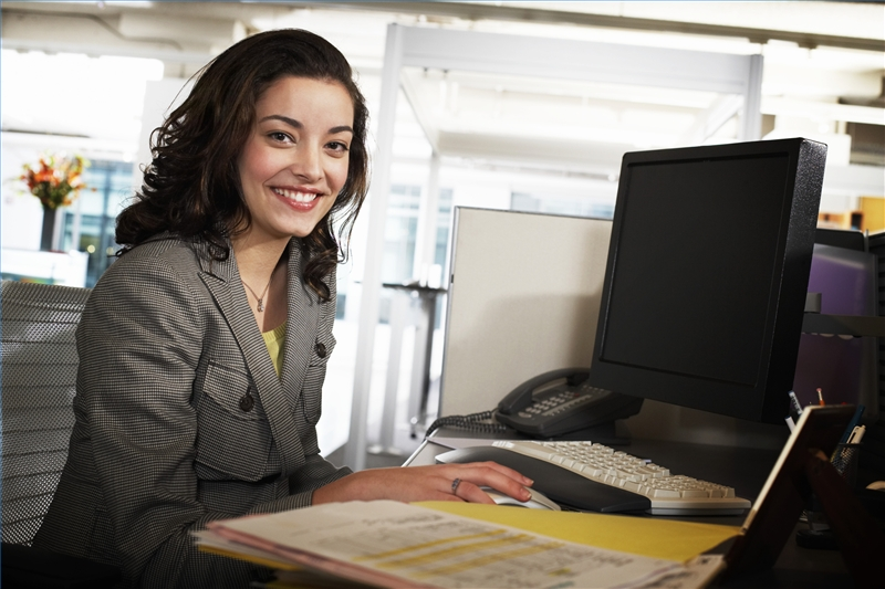 seeking for a part time or full time office administrator